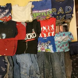 Boys Size 6 Lot